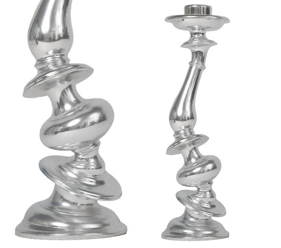 DISTORTION CANDLESTICK