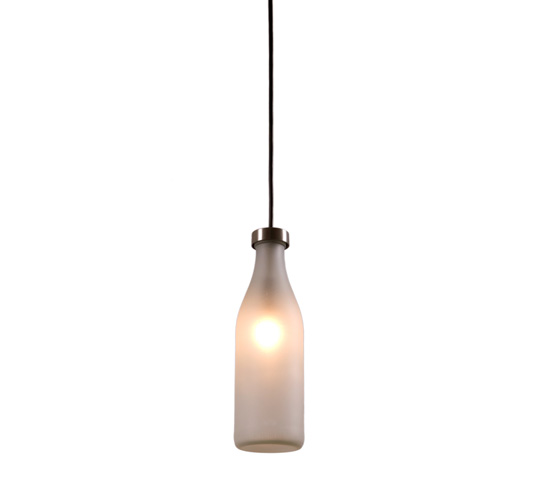 MILK BOTTLE LAMP 1