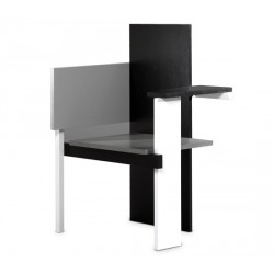 BERLIN CHAIR par Gerrit Rietveld