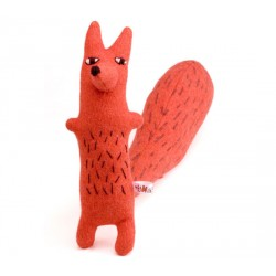 CYRIL SQUIRREL FOX