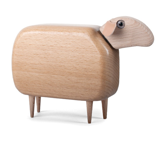 MICRO WOODEN SHEEP - GRAND