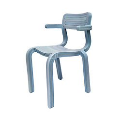 RVR CHAIR BLEU AQUA