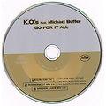 K.O.'S FEAT. MICHAEL BUFFER