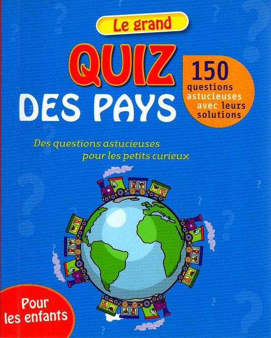LE GRAND QUIZ DES PAYS