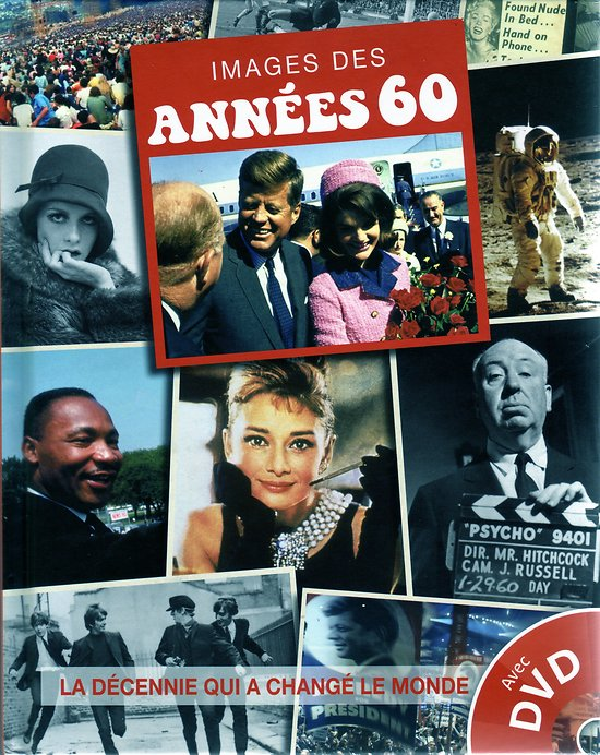 IMAGES DES ANNÉES 60