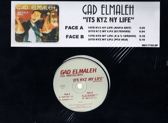GAD ELMALEH FEAT. BRATISLA BOYS