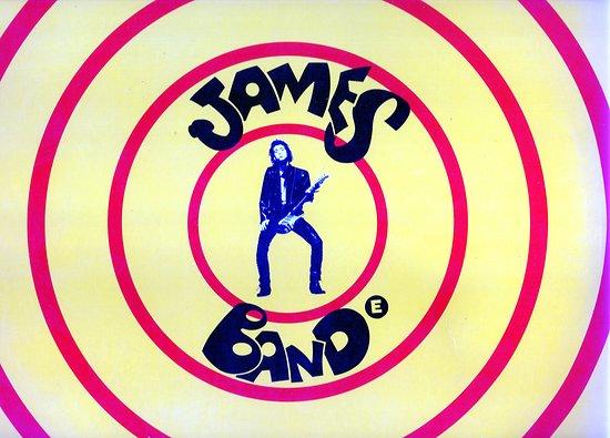 JAMES BANDE