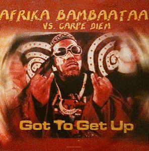 AFRIKA BAMBAATAA VS CARPE DIEM