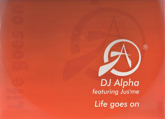DJ ALPHA FEAT. JUS'ME