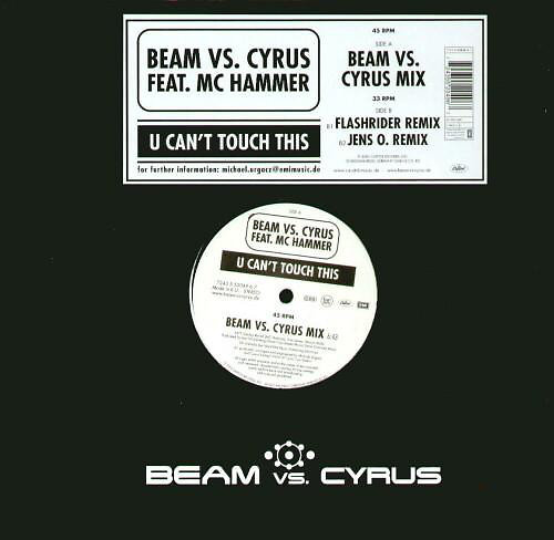 BEAM VS CYRUS FEAT. MC HAMMER