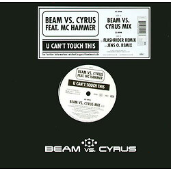 BEAM VS CYRUS FEAT. MC HAMMER
