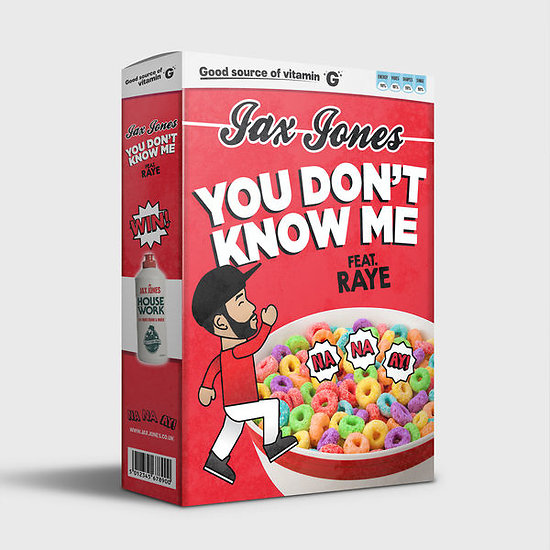 JAX JONES FEAT. RAYE