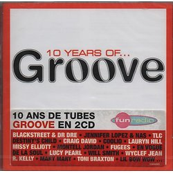 10 YEARS OF... GROOVE