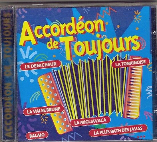 ACCORDÉON DE TOUJOURS