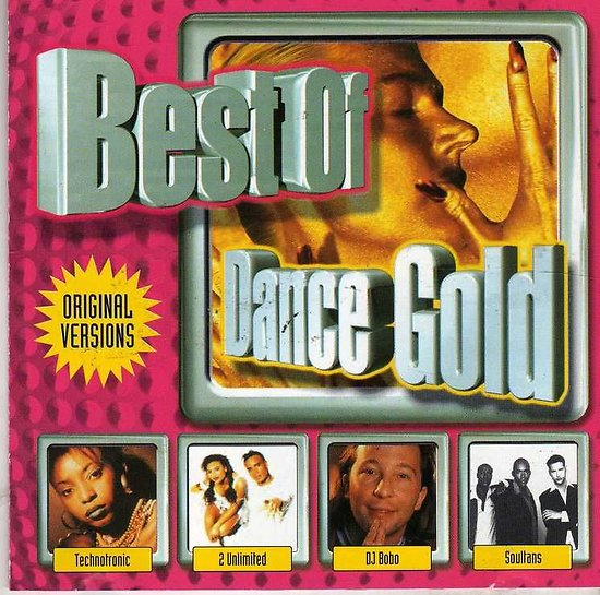 BEST OF DANCE GOLD