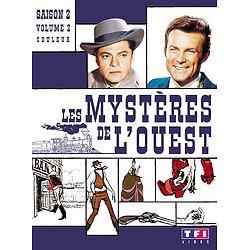 LES MYSTÈRES DE L'OUEST - SAISON 2 / VOL.2