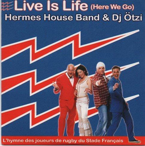 HERMES HOUSE BAND ET DJ ÖTZI