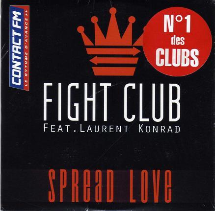 FIGHT CLUB FEAT. LAURENT KONRAD