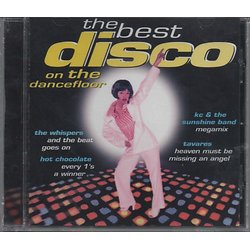 THE BEST DISCO ON THE DANCEFLOOR