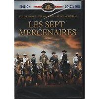 LES SEPT MERCENAIRES (EDITION COLLECTOR)
