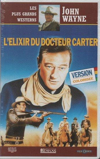 L'ÉLIXIR DU DOCTEUR CARTER