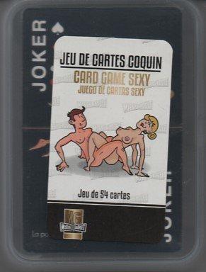 JEU DE CARTES COQUIN