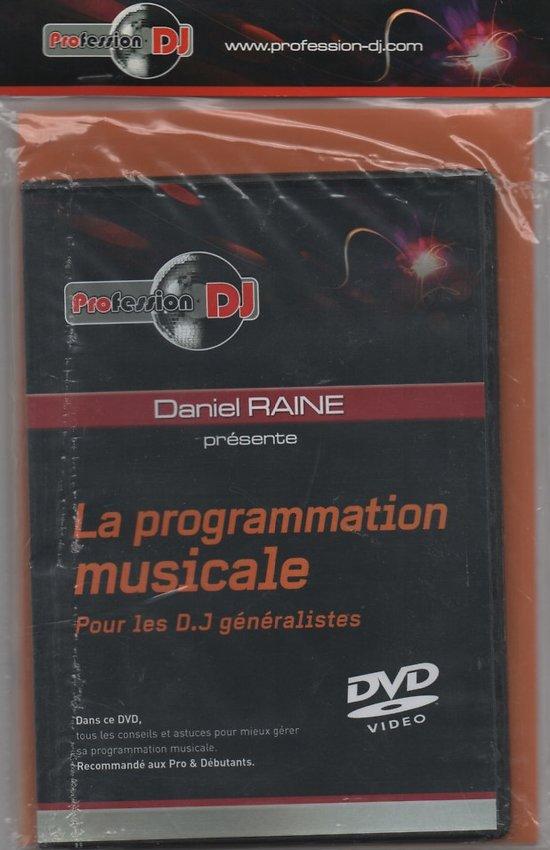 LA PROGRAMMATION MUSICALE