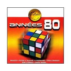 ANNÉES 80 - SÉRIE GOLD
