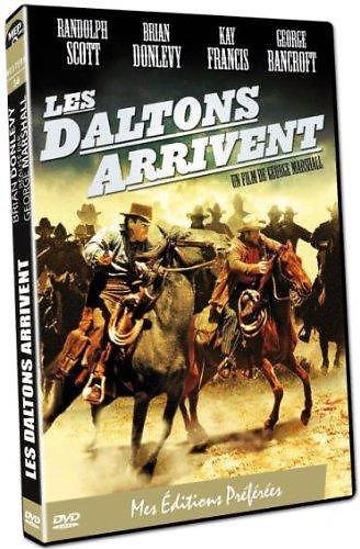LES DALTONS ARRIVENT