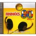 ANNÉES 80 - SÉRIE GOLD - VOLUME 2