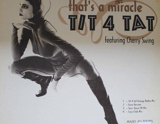 TIT 4 TAT FEAT. CHERRY SWING