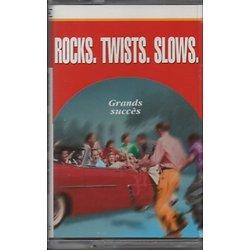 ROCKS, TWISTS, SLOWS