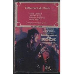 TESTAMENT DU ROCK