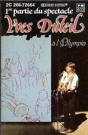 YVES DUTEIL A L'OLYMPIA