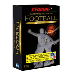 LA GRANDE HISTOIRE DU FOOTBALL