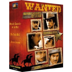 COFFRET 3 DVD WESTERN