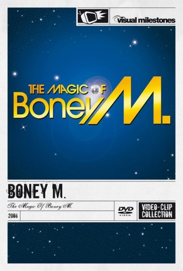THE MAGIC OF BONEY M