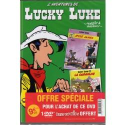 2 AVENTURES DE LUCKY LUKE