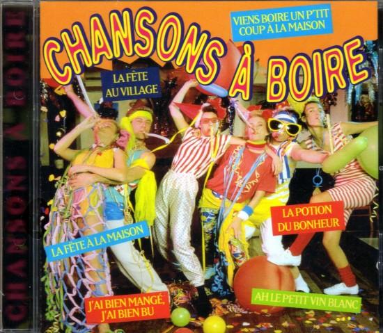 CHANSONS A BOIRE