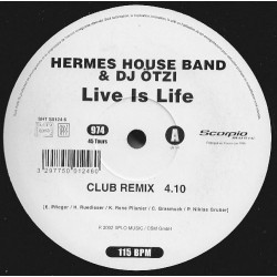 HERMES HOUSE BAND & DJ OTZI