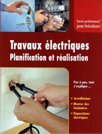 TRAVAUX ÉLECTRIQUES