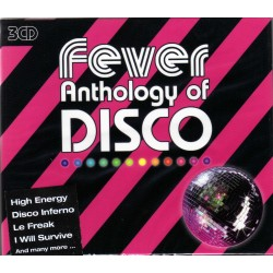 FEVER ANTHOLOGY OF DISCO