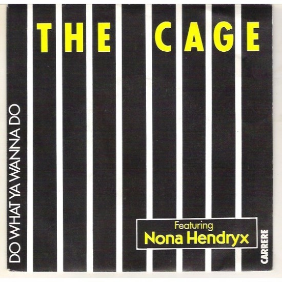 THE CAGE FEAT. NONA HENDRYX