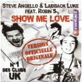 STEVE ANGELLO & LAIDBACK LUKE