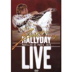 JOHNNY HALLYDAY LIVE