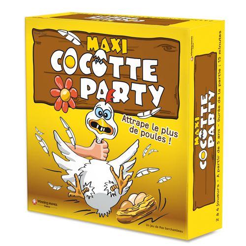 MAXI COCOTTE PARTY