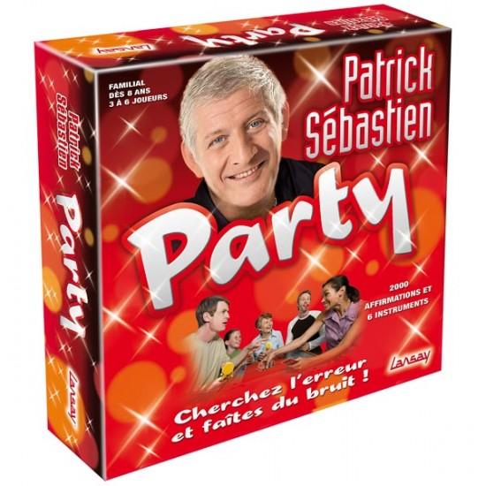 PATRICK SÉBASTIEN PARTY