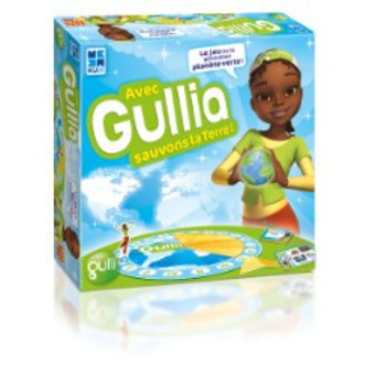 AVEC GULLIA SAUVONS LA TERRE!