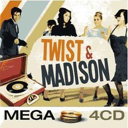 TWIST & MADISON - MEGA 4 CD