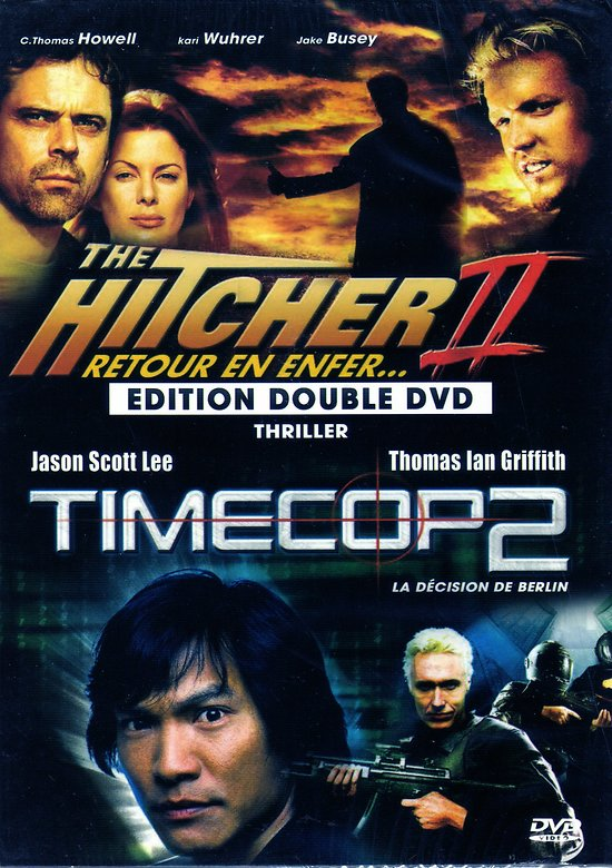 THE HITCHER II - TIMECOP 2